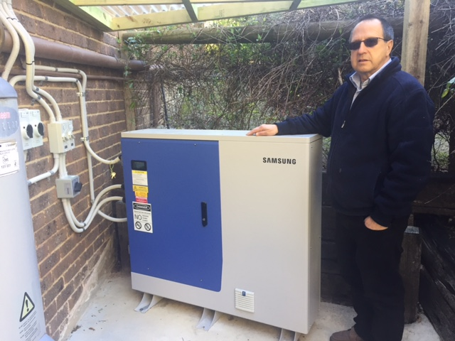Eltham installation 7.2kWh