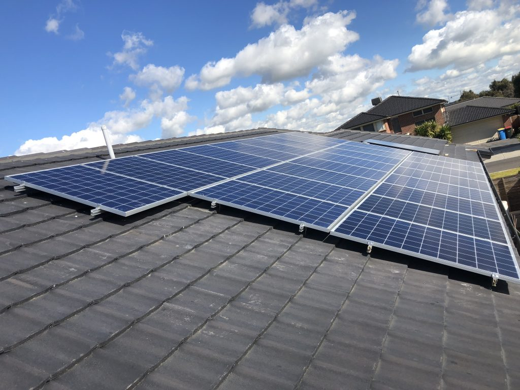 6.6 kW Residential Solar Installation