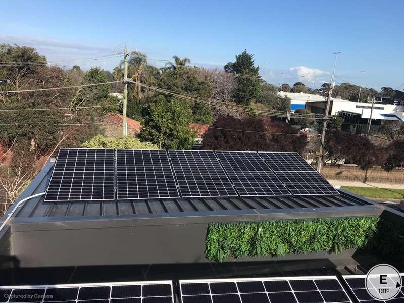 6.6 kW Residential Solar Installation , Beaumaris